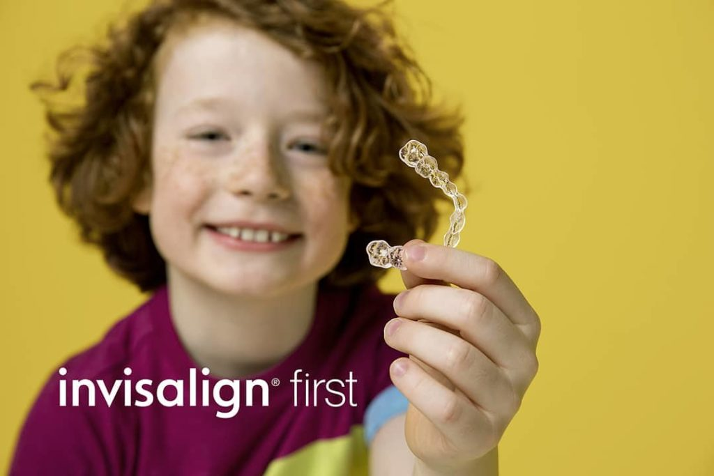Invisalign First - Clínica Dental Vinateros